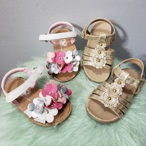 Other - Size 4c baby girl sandals